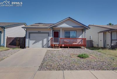 322 Trapper Lane Fountain CO 80817