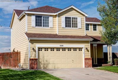 1058 Swayback Drive Fountain CO 80817