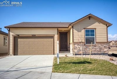 6382 Anders Ridge Lane Colorado Springs CO 80927