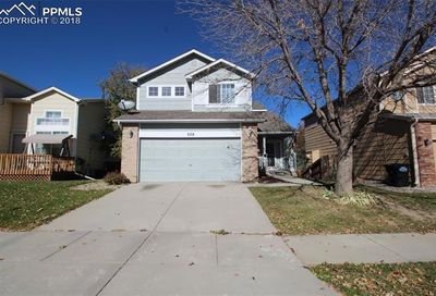 538 Welsh Circle Colorado Springs CO 80916