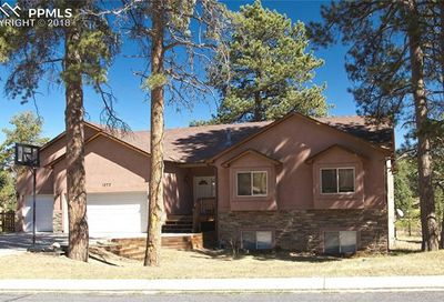 1373 Masters Drive Woodland Park CO 80863