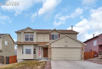 6553 Latah Lane Colorado Springs CO 80911