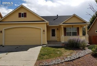 7445 Wrangler Ridge Drive Colorado Springs CO 80923