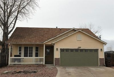 5768 Preminger Drive Colorado Springs CO 80911