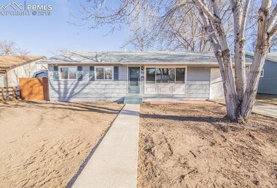 1715 Holmes Drive Colorado Springs CO 80909