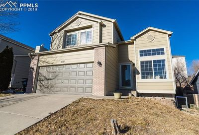 661 Welsh Circle Colorado Springs CO 80916