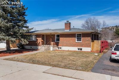 2439 Clarkson Drive Colorado Springs CO 80909