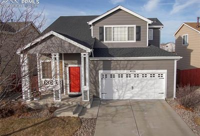 4826 Hawk Meadow Drive Colorado Springs CO 80916