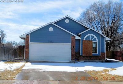 355 Pucket Circle Colorado Springs CO 80911