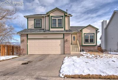 4455 Stonehaven Drive Colorado Springs CO 80906