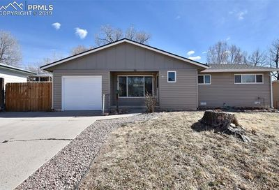 257 Sherri Drive Colorado Springs CO 80911