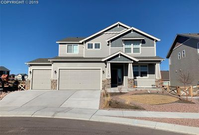 8416 Crooked Branch Lane Colorado Springs CO 80927