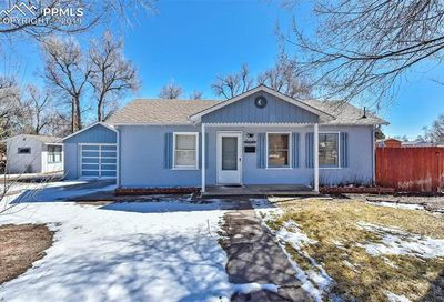 605 Bonfoy Avenue Colorado Springs CO 80909