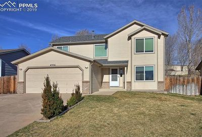 4356 Excursion Drive Colorado Springs CO 80911