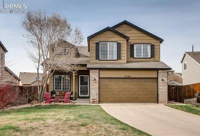 7269 Mineral Wells Drive Colorado Springs CO 80923