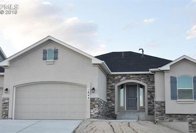 1844 Clayhouse Drive Colorado Springs CO 80921