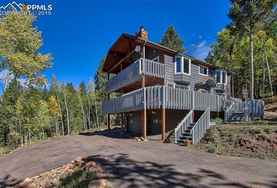 1140 Forest Hill Place Woodland Park CO 80863