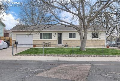 2441 Granada Drive Colorado Springs CO 80910