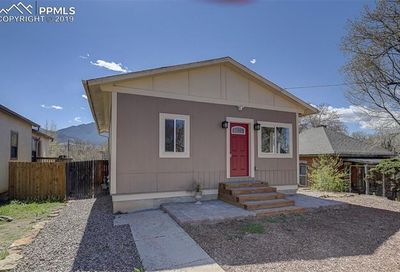 1813 Sheldon Avenue Colorado Springs CO 80904