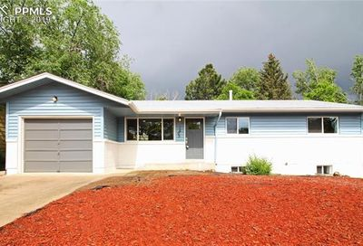 1405 Delaware Drive Colorado Springs CO 80909