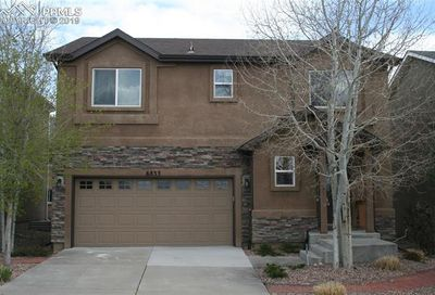 6833 Harrier Drive Colorado Springs CO 80922