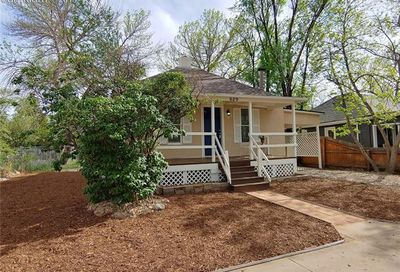 629 Maple Street Colorado Springs CO 80903
