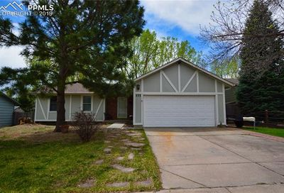 223 Saddlemountain Road Colorado Springs CO 80919