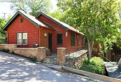 2 Lincoln Avenue Manitou Springs CO 80829