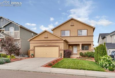 2355 Majestic Plains Court Colorado Springs CO 80915
