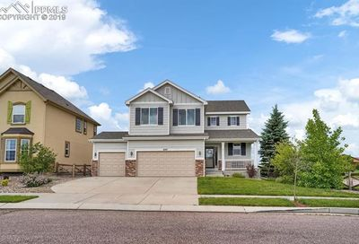 8107 Silver Birch Drive Colorado Springs CO 80927