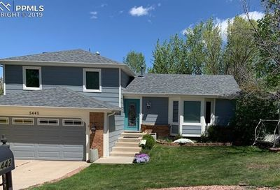 5442 E Old Farm Circle Colorado Springs CO 80917