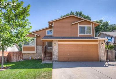 5157 Fennel Drive Colorado Springs CO 80911