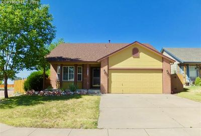 1008 Red Brooke Drive Colorado Springs CO 80911