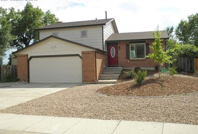 822 Badger Drive Colorado Springs CO 80916