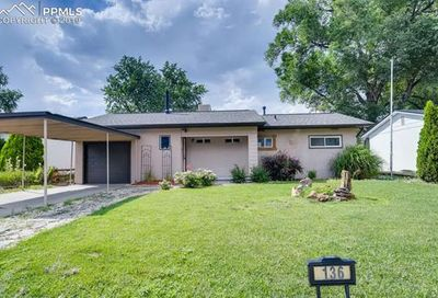 136 Norman Drive Colorado Springs CO 80911