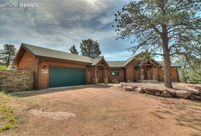 876 Old Ranch Road Florissant CO 80816
