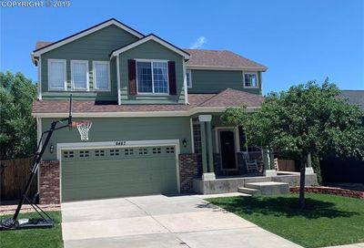 6467 Galeta Drive Colorado Springs CO 80923