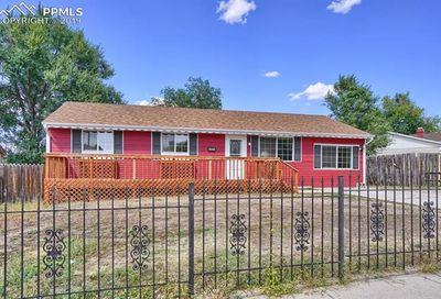 2122 Olympic Drive Colorado Springs CO 80910