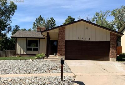 2928 Nevermind Lane Colorado Springs CO 80917