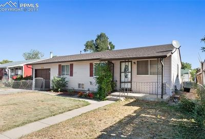 2245 Bison Drive Colorado Springs CO 80911