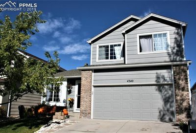 4340 Basswood Drive Colorado Springs CO 80920