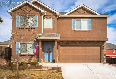 6452 Kilkenny Court Colorado Springs CO 80923