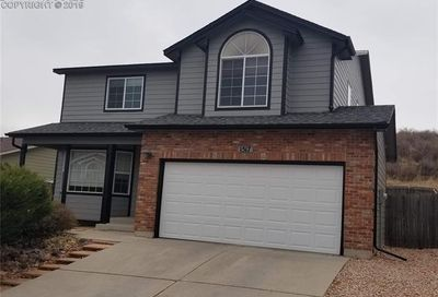1517 Chadderton Court Colorado Springs CO 80907