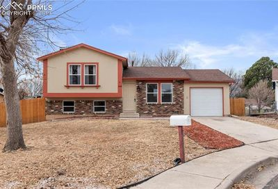 2460 Faulkner Place Colorado Springs CO 80916