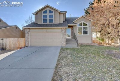 7445 Hickorywood Drive Colorado Springs CO 80920