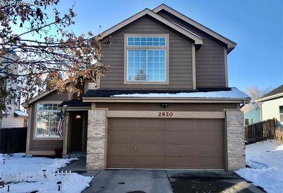 2920 Haystack Drive Colorado Springs CO 80922