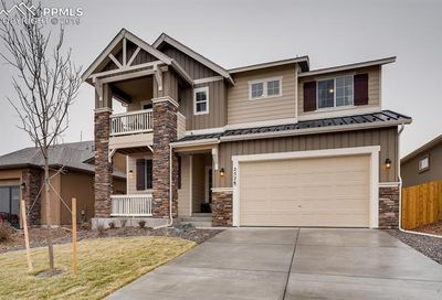 2528 Hannah Ridge Drive Colorado Springs CO 80922