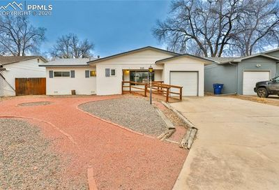 116 Rose Drive Colorado Springs CO 80911