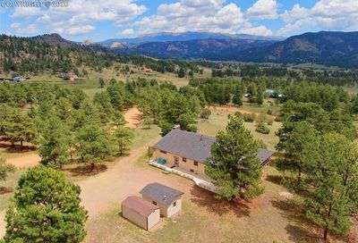 1054 High Chateau Road Florissant CO 80816