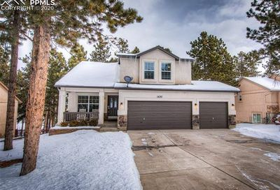 1430 Evergreen Heights Drive Woodland Park CO 80863